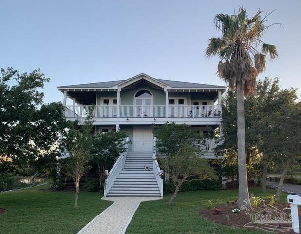 5683 Grande Lagoon Dr, Pensacola, FL 32507 (MLS #589312) :: The Kathy Justice Team - Better Homes and Gardens Real Estate Main Street Properties