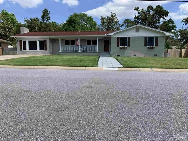 3610 Bonner Rd, Pensacola, FL 32503 (MLS #589328) :: Coldwell Banker Coastal Realty