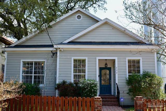 222 N Barcelona St, Pensacola, FL 32502 (MLS #589341) :: The Kathy Justice Team - Better Homes and Gardens Real Estate Main Street Properties