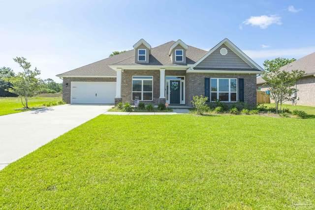 7933 Woodbrook Rd, Pensacola, FL 32526 (MLS #589354) :: Coldwell Banker Coastal Realty