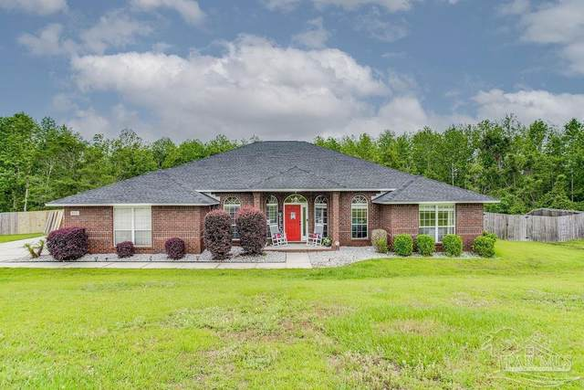 806 Chesapeake Trl, Cantonment, FL 32533 (MLS #589356) :: Connell & Company Realty, Inc.