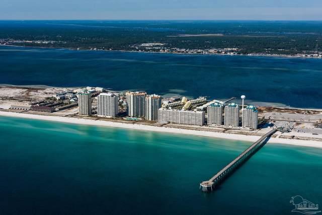 8499 Gulf Blvd #1405, Navarre, FL 32566 (MLS #589358) :: Coldwell Banker Coastal Realty