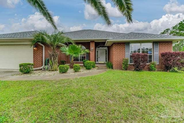 10306 Wailuku Dr, Pensacola, FL 32506 (MLS #589380) :: The Kathy Justice Team - Better Homes and Gardens Real Estate Main Street Properties