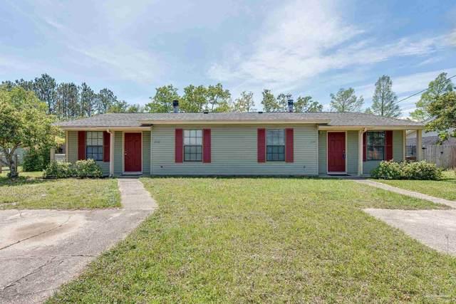 2834 Villa Woods Cir, Gulf Breeze, FL 32563 (MLS #589402) :: Connell & Company Realty, Inc.