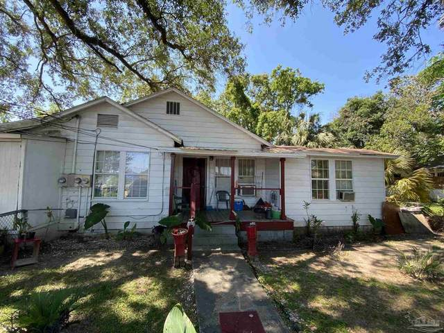 725 N Z St, Pensacola, FL 32505 (MLS #589406) :: Connell & Company Realty, Inc.