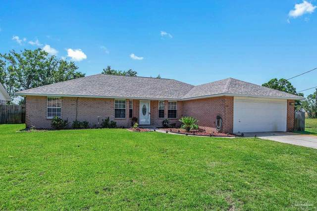 1929 Coral Island Rd, Pensacola, FL 32506 (MLS #589410) :: The Kathy Justice Team - Better Homes and Gardens Real Estate Main Street Properties