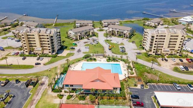 900 Ft Pickens Rd #723, Pensacola Beach, FL 32561 (MLS #589447) :: Levin Rinke Realty