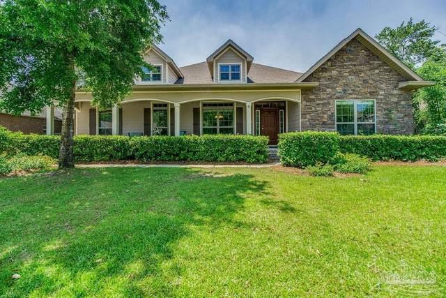 8100 Foxtail Loop, Pensacola, FL 32526 (MLS #589508) :: Crye-Leike Gulf Coast Real Estate & Vacation Rentals