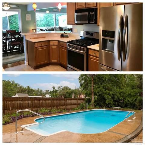 98 Pinetree Dr, Gulf Breeze, FL 32561 (MLS #589543) :: Levin Rinke Realty