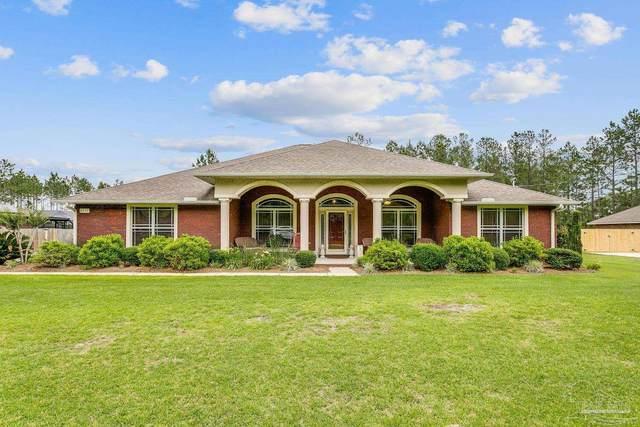 4712 Nichols Creek Rd, Milton, FL 32583 (MLS #589560) :: Levin Rinke Realty