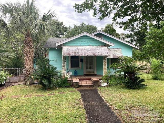 121 N M St, Pensacola, FL 32502 (MLS #589563) :: Connell & Company Realty, Inc.