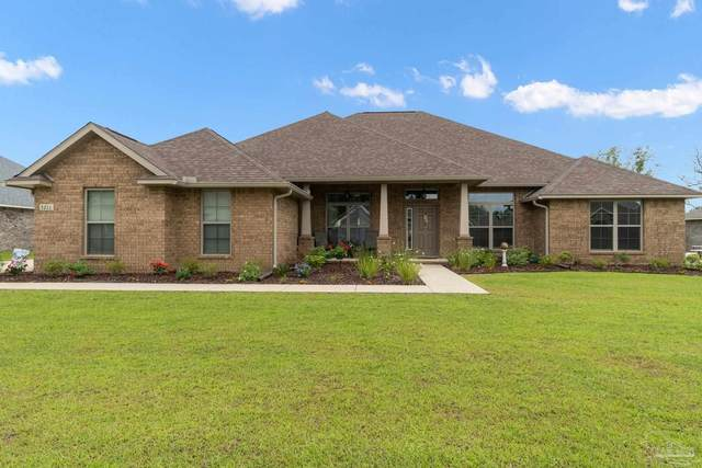 5211 Elk Hunter Dr, Milton, FL 32570 (MLS #589584) :: Connell & Company Realty, Inc.