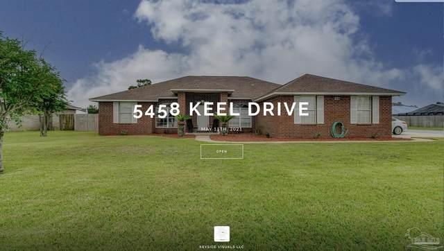 5458 Keel Dr, Pensacola, FL 32507 (MLS #589585) :: Levin Rinke Realty