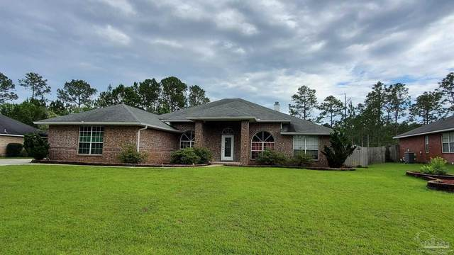 7177 Siesta St, Navarre, FL 32566 (MLS #589600) :: Connell & Company Realty, Inc.