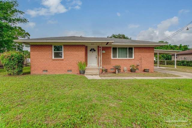 803 N 57th Ave, Pensacola, FL 32506 (MLS #589603) :: Connell & Company Realty, Inc.