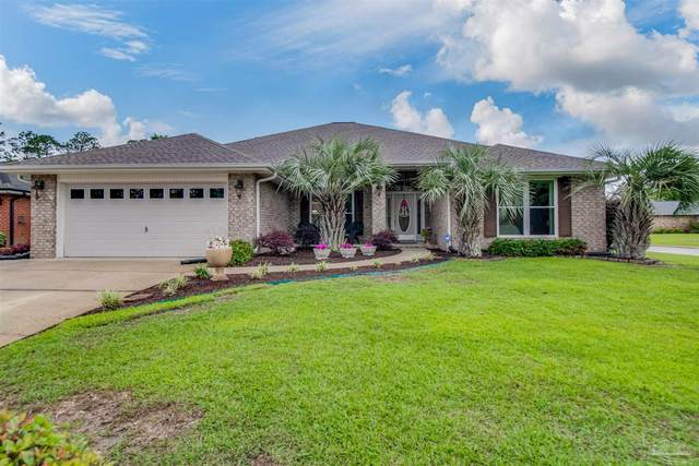 863 Lake Aire Dr, Pensacola, FL 32506 (MLS #589607) :: Connell & Company Realty, Inc.