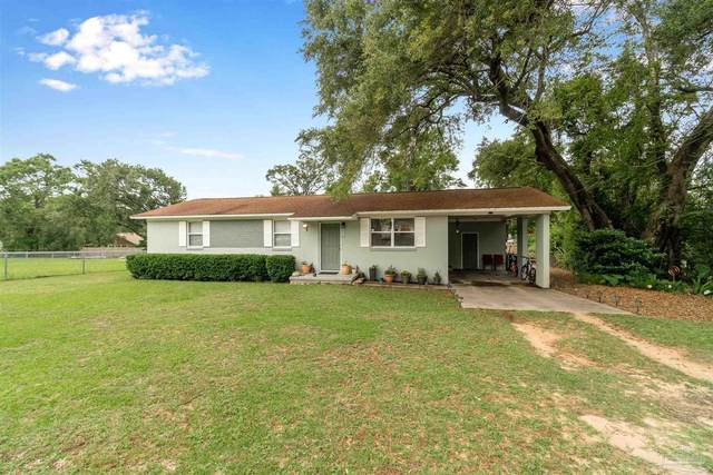 740 Cornell Dr, Pensacola, FL 32514 (MLS #589641) :: Connell & Company Realty, Inc.