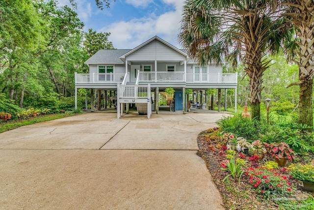 1824 Roll Tide Dr, Milton, FL 32583 (MLS #589649) :: Connell & Company Realty, Inc.