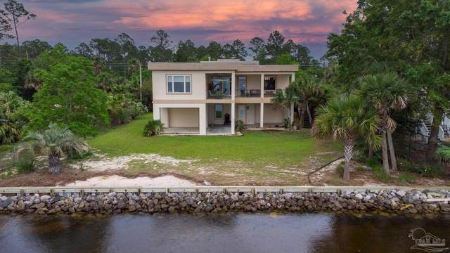 6538 East Bay Blvd, Gulf Breeze, FL 32563 (MLS #589664) :: Levin Rinke Realty