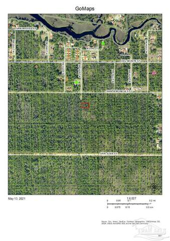 Lot19&20 Blk533 N 25th Ave, Milton, FL 32583 (MLS #589667) :: Levin Rinke Realty