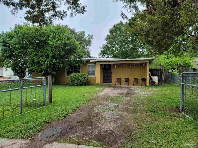 1415 N 48th Ave, Pensacola, FL 32506 (MLS #589704) :: The Kathy Justice Team - Better Homes and Gardens Real Estate Main Street Properties
