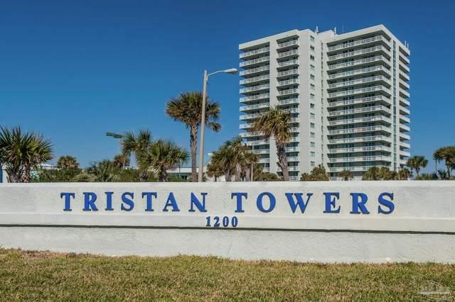 1200 Ft Pickens Rd 14-D, Pensacola Beach, FL 32561 (MLS #589708) :: Levin Rinke Realty