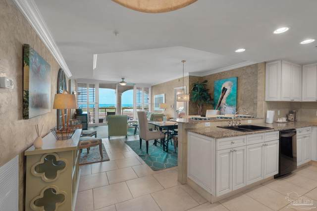 4 Portofino Dr #502, Pensacola Beach, FL 32561 (MLS #589738) :: Levin Rinke Realty