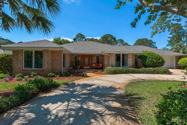 2878 Whisper Lake Dr, Gulf Breeze, FL 32563 (MLS #589742) :: Connell & Company Realty, Inc.
