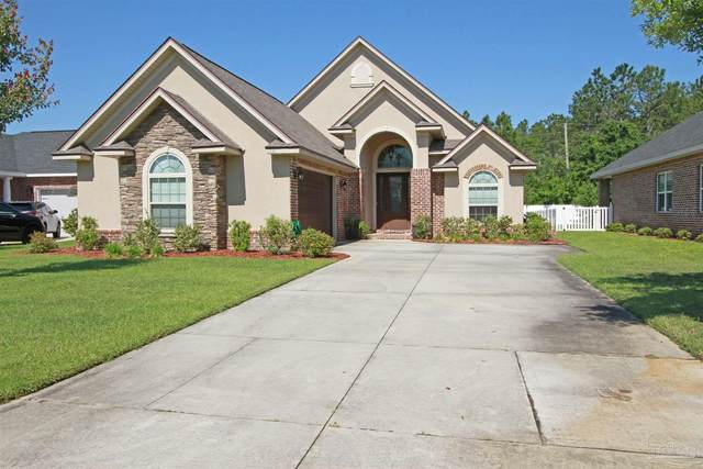 5450 New Abbey Ln, Milton, FL 32583 (MLS #589749) :: Connell & Company Realty, Inc.