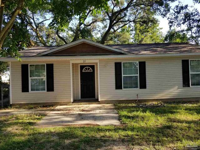 21 Baggett Ct, Pensacola, FL 32505 (MLS #589778) :: Connell & Company Realty, Inc.