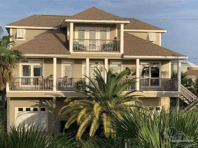 800 Rio Vista Dr, Pensacola Beach, FL 32561 (MLS #589787) :: Levin Rinke Realty