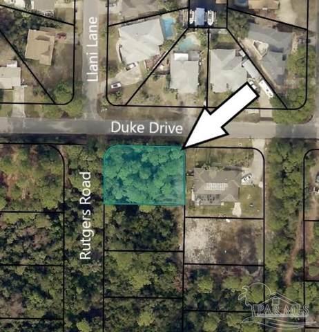 Lt 8 BLK 5 Rutgers Rd, Gulf Breeze, FL 32563 (MLS #589808) :: Levin Rinke Realty