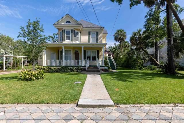 1118 E Gadsden St, Pensacola, FL 32501 (MLS #589810) :: Connell & Company Realty, Inc.