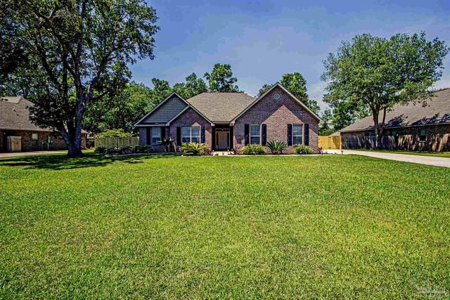 5537 Heatherton Rd, Milton, FL 32570 (MLS #589843) :: The Kathy Justice Team - Better Homes and Gardens Real Estate Main Street Properties