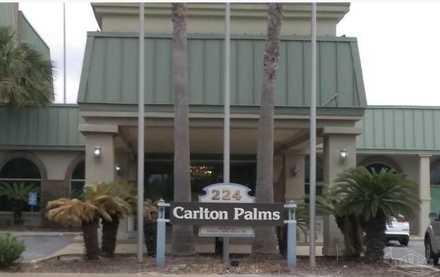 224 E Garden St #310, Pensacola, FL 32501 (MLS #589882) :: Coldwell Banker Coastal Realty