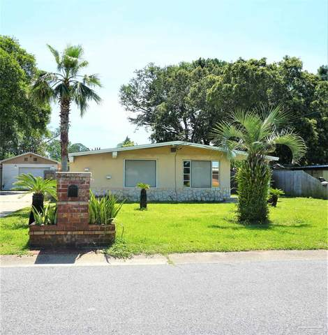 640 Shrewsbury Rd, Mary Esther, FL 32569 (MLS #589885) :: Coldwell Banker Coastal Realty