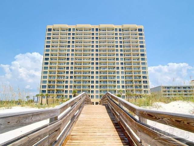22 Via Deluna Dr #1206, Pensacola Beach, FL 32561 (MLS #589887) :: Coldwell Banker Coastal Realty