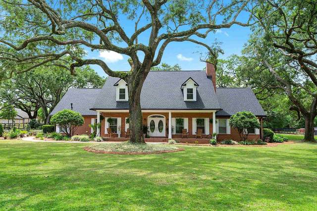 3411 Pine Forest Rd, Cantonment, FL 32533 (MLS #589921) :: Connell & Company Realty, Inc.