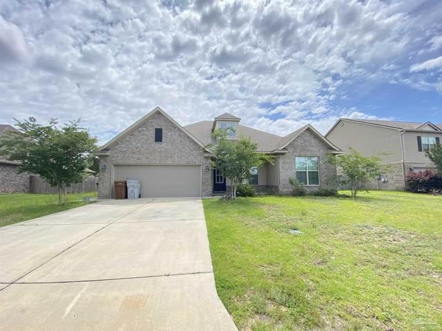 4726 Pierce Ln, Milton, FL 32571 (MLS #589926) :: Connell & Company Realty, Inc.