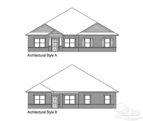 4032 Blue Hillside Ln, Milton, FL 32583 (MLS #589947) :: Connell & Company Realty, Inc.