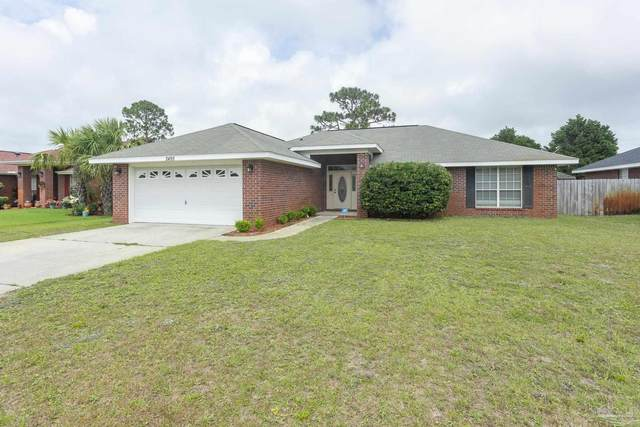 2495 Heritage Cir, Navarre, FL 32566 (MLS #590104) :: Connell & Company Realty, Inc.