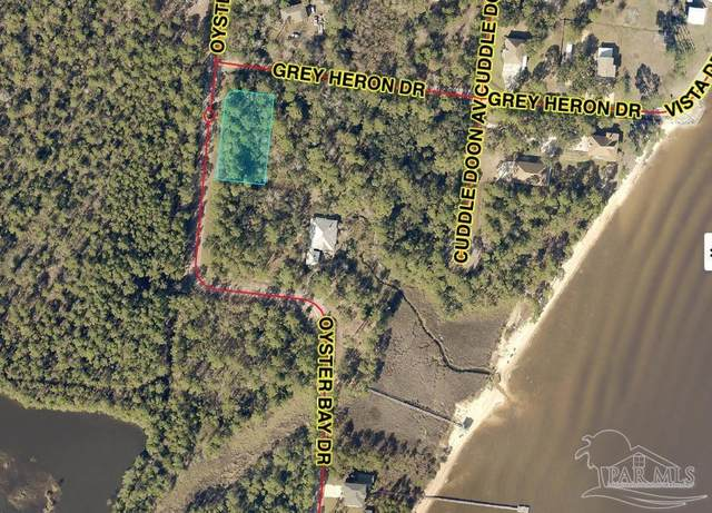 Lot 10a Grey Heron Dr, Milton, FL 32570 (MLS #590129) :: Connell & Company Realty, Inc.