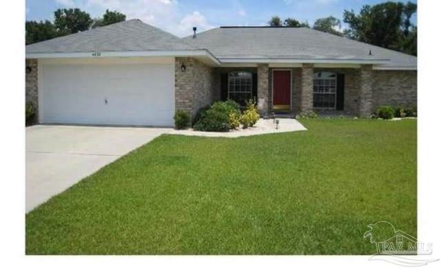 4832 Spencer Oaks Blvd, Pace, FL 32571 (MLS #590164) :: Crye-Leike Gulf Coast Real Estate & Vacation Rentals