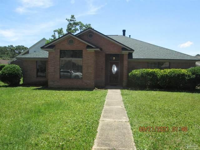 7622 Old Hickory Dr, Pensacola, FL 32507 (MLS #590166) :: Levin Rinke Realty