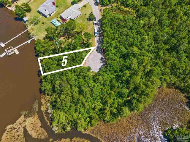 7200 Scenic Shores Dr, Bagdad, FL 32583 (MLS #590168) :: Connell & Company Realty, Inc.