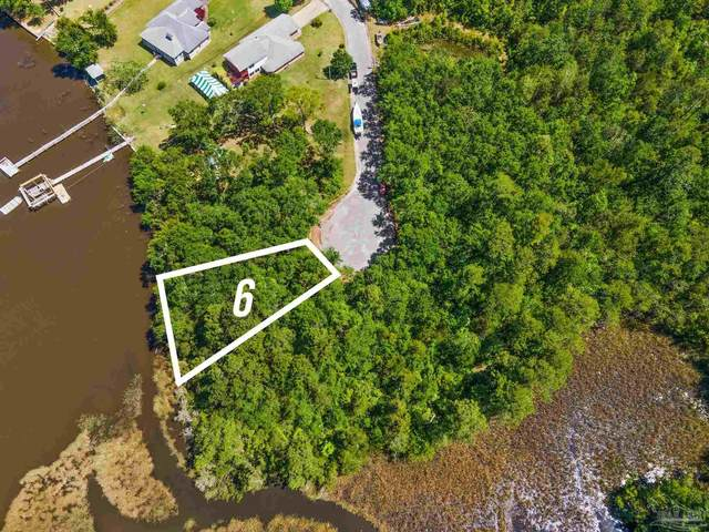 7201 Scenic Shores Dr, Bagdad, FL 32583 (MLS #590169) :: Connell & Company Realty, Inc.