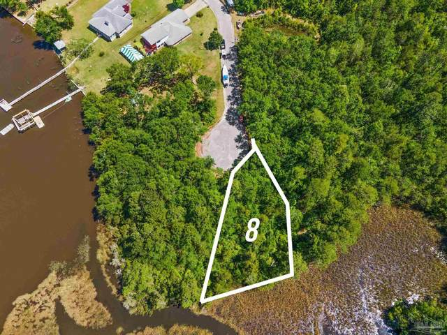 7202 Scenic Shores Dr, Bagdad, FL 32583 (MLS #590170) :: Connell & Company Realty, Inc.