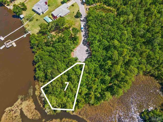 7203 Scenic Shores Dr, Bagdad, FL 32583 (MLS #590171) :: Connell & Company Realty, Inc.