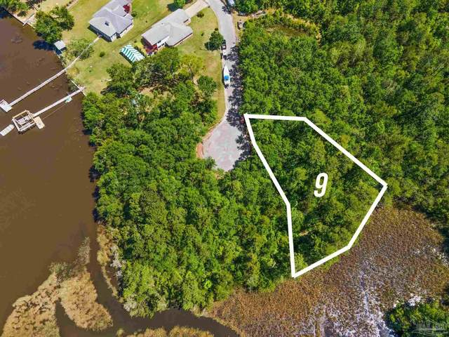 7204 Scenic Shores Dr, Bagdad, FL 32583 (MLS #590172) :: Connell & Company Realty, Inc.