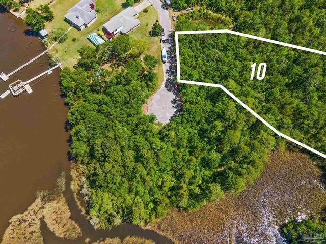 7205 Scenic Shores Dr, Bagdad, FL 32583 (MLS #590173) :: Connell & Company Realty, Inc.